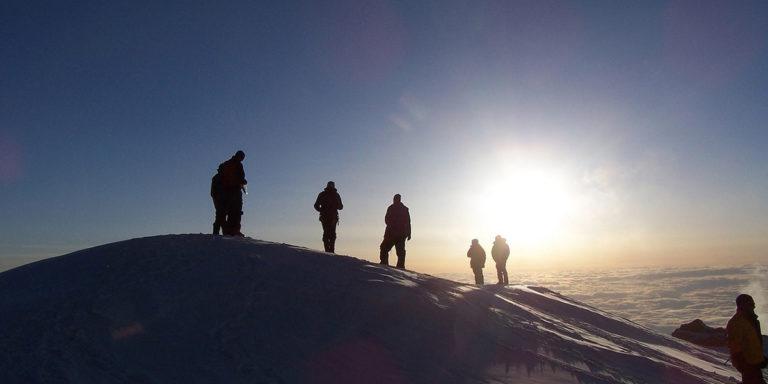 sdlm coaching mountain climbers